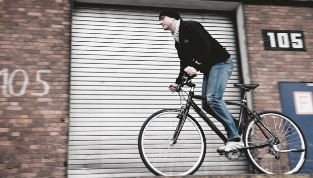 Befragung zur Nutzung des Fahrrads