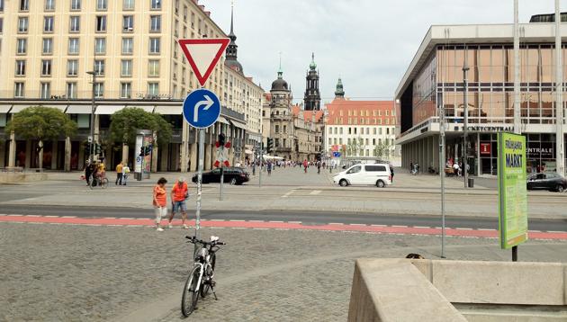 Dresdens Radverkehrspolitik